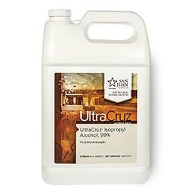 UltraCruz Isopropyl Alcohol 99-percent 1 gallon
